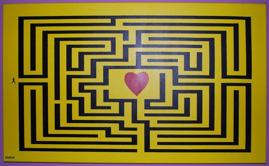 ghiglione genova labyrinth