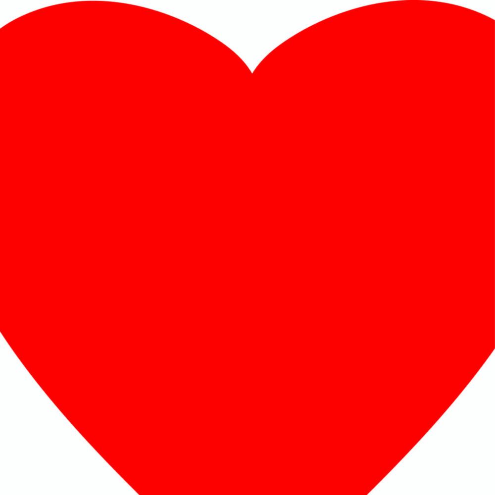 cuore troppo grande per stare in una tela